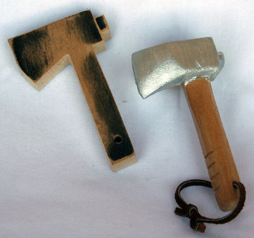 Indian War Axe