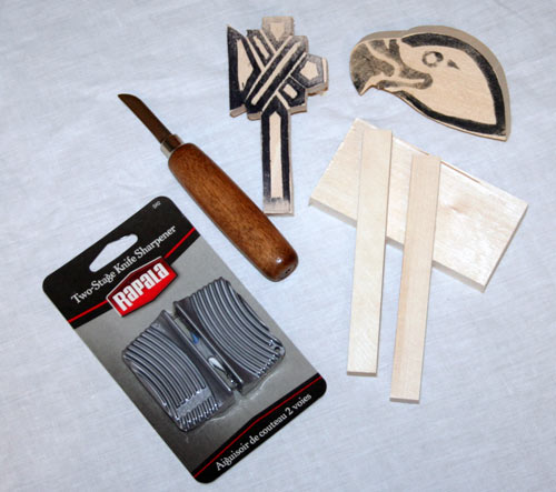Intermediate Woodcarving Kit