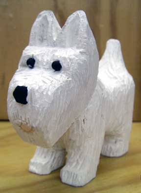 Scotty Dog (block)