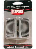 Photo of catalog #161 - two-stage knife sharpener