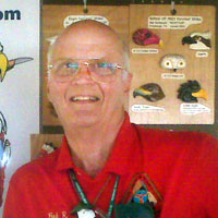 Bob at the 2010 Boy Scout Jamboree